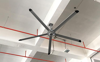 Commercial HVLS Fans - Excess India