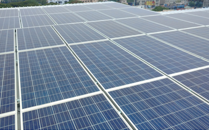 Rooftop Solar Plant Solutions - Excess Renew Tech Pvt Ltd