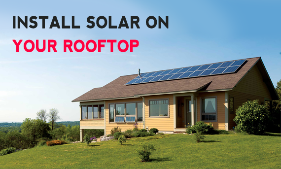 Domestic - Residence Solar Rooftop on Your House
