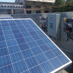 On Grid Solar Power Pack - Domestic Solar Solution